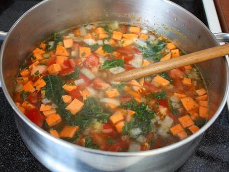 Super Split Pea Soup