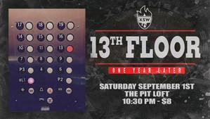 13th Floor - 9/1/2018