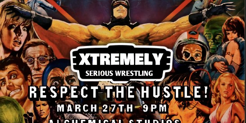 XSW Presents Respect The Hustle