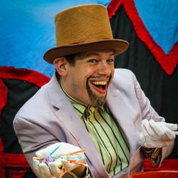 Delightful Dan The Goddamn Candyman