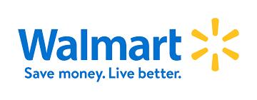 Walmart logo with tagline