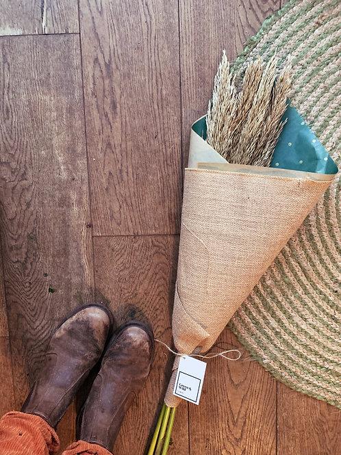 Spanish reed bundle