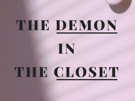 The Demon in the Closet by Clarke Wainikka