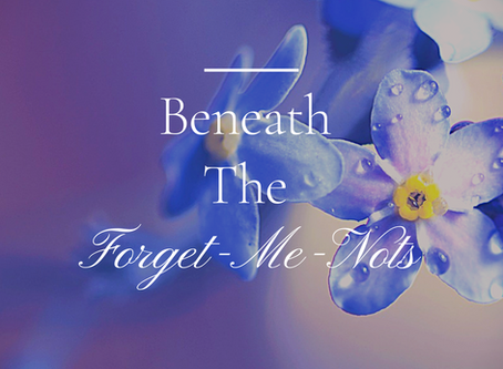 Beneath the Forget-Me-Nots
