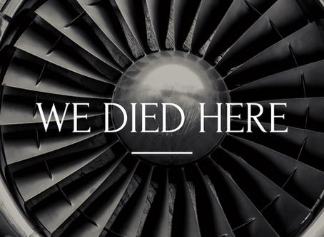 We Died Here