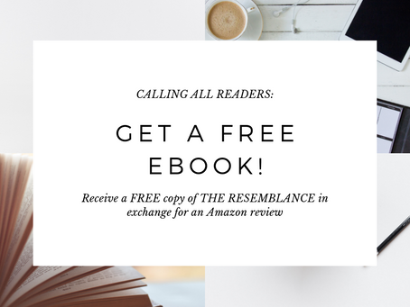Calling all Readers: Get a FREE eBook!