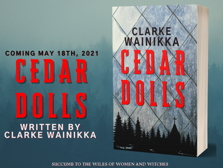EXCLUSIVE: CEDAR DOLLS Cover Reveal