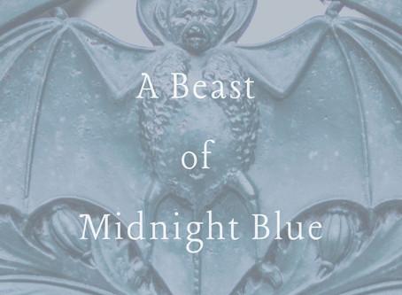 A Beast of Midnight Blue
