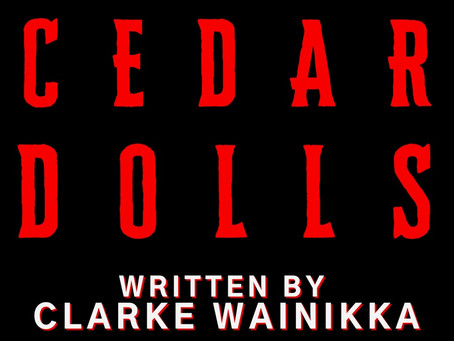 CEDAR DOLLS - Book Teaser - Coming May 18th, 2021!