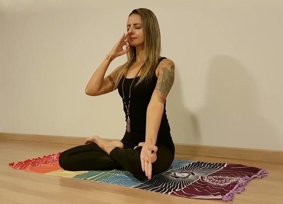 Pranayama: a respiração consciente que capta e direciona nossa energia