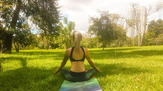 Yoga Verde: sua transformação interior pode salvar o meio ambiente
