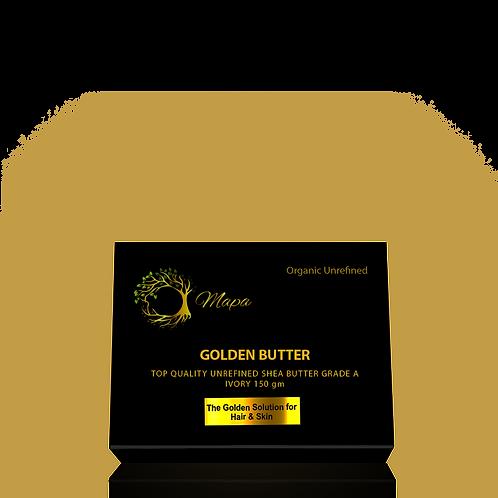 Unrefined Shea Butter, Organic, 150gm
