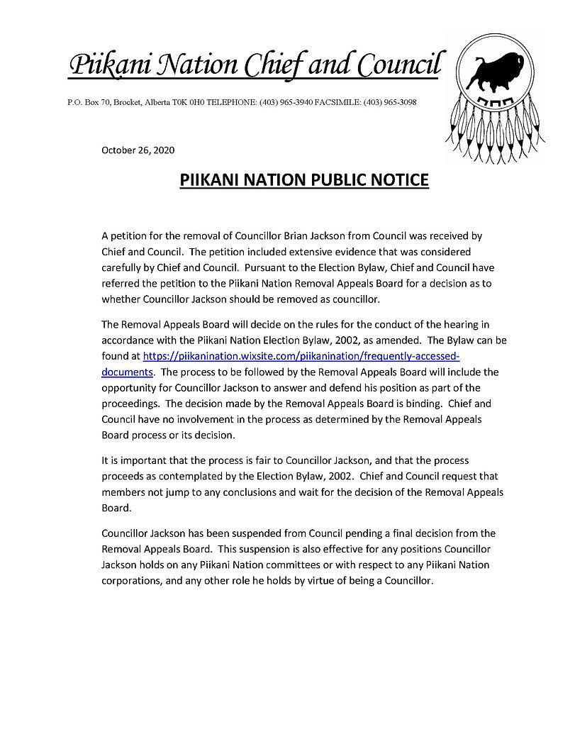Piikani Nation - Public Notice.jpg