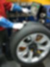 шиномонтаж ремонт литых дисков Балансировка