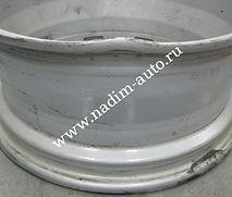 Гнутый литой диск