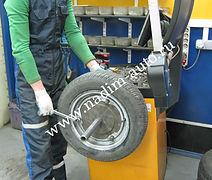 Балансировка колёс таврия
