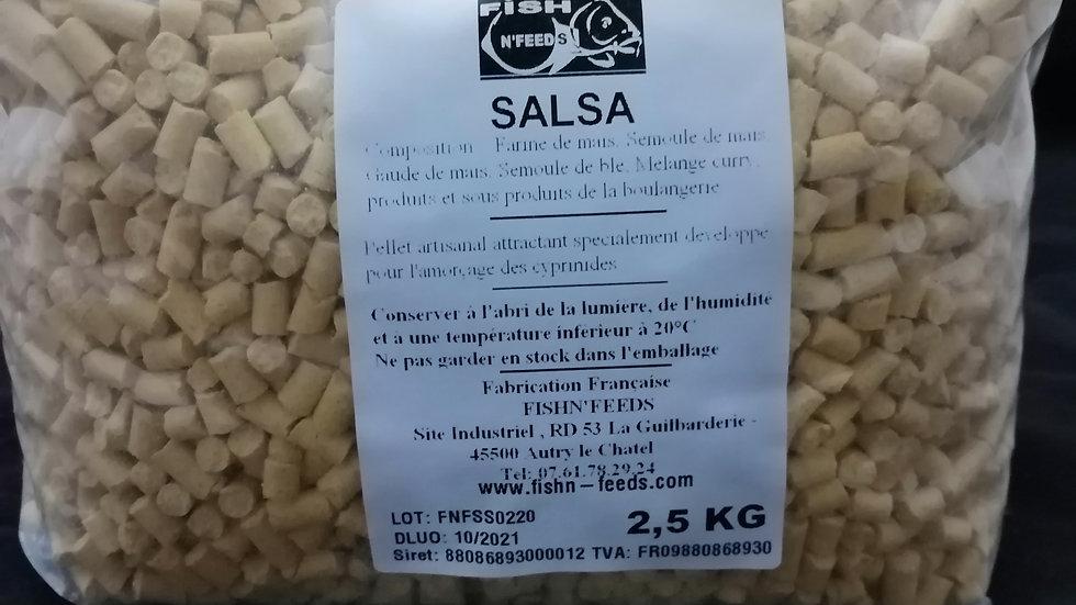 Pellets Salsa