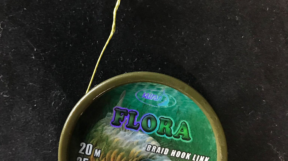 Tresse bas de ligne FLORA