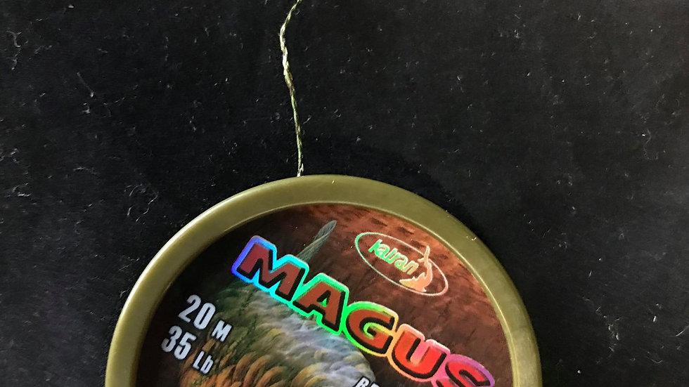 Tresse bas de ligne MAGUS