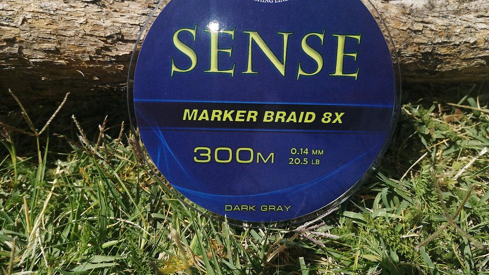 Tresse spod & marker Sense