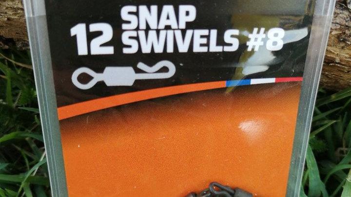 Snap Swivels #8