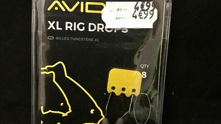 Avid Ring Drop