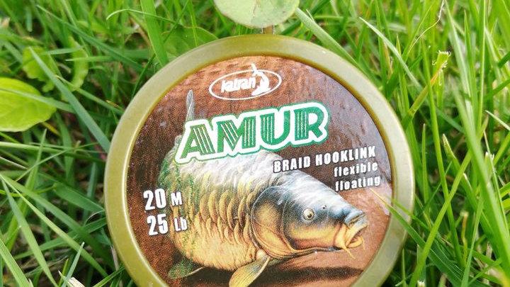 Tresse bas de ligne Amur