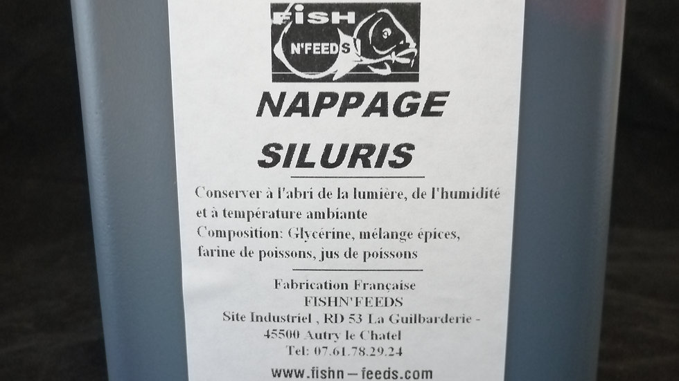 Nappage Siluris