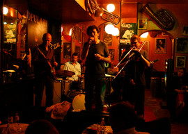 Populart Jazz Café à Madrid