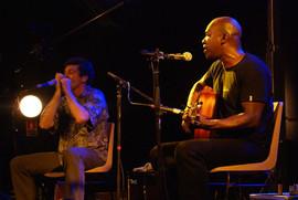 Jazz à Vienne avec Keith B Brown