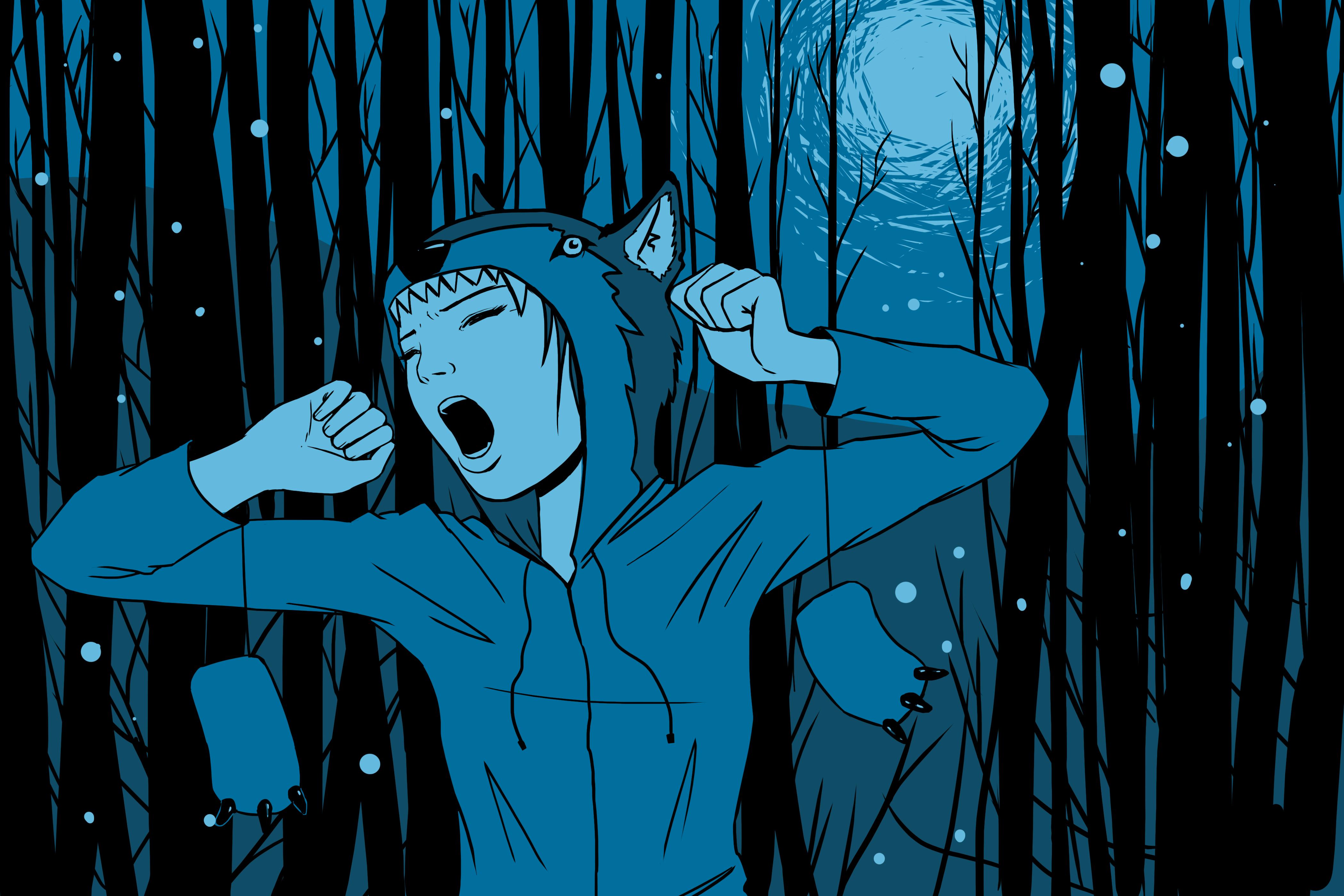 Wolf+Girl