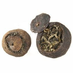DRIED ORANGE WHITE PU-ERH