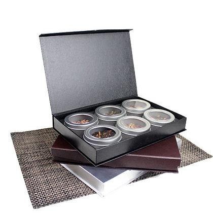 Omakase 6 Tea Gift Box - Black