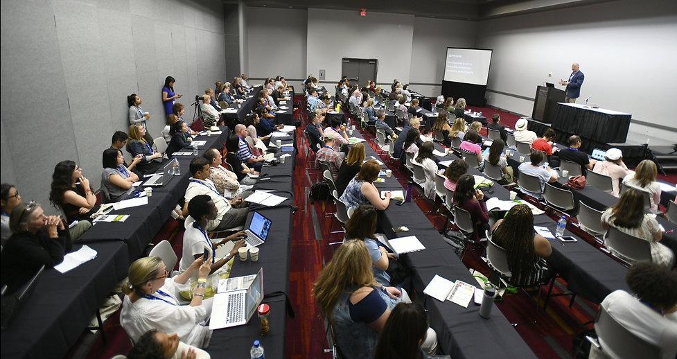 Dean Jablon Sold Out World Tea Expo Conference