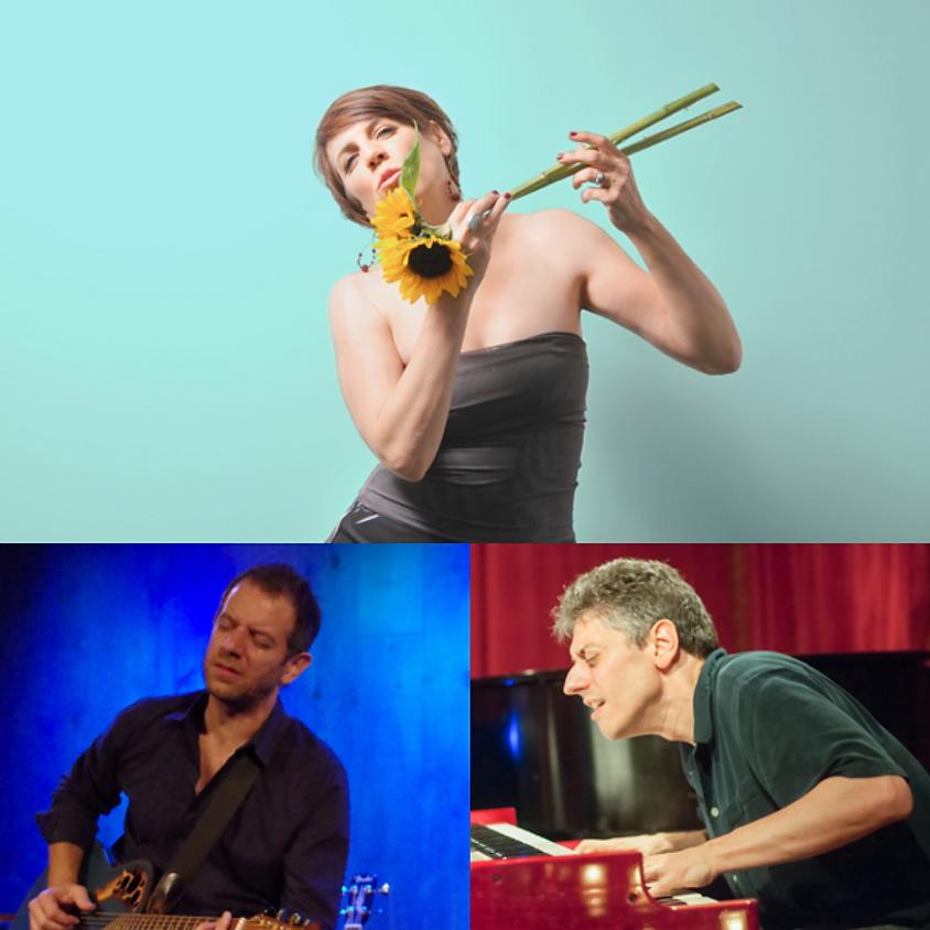 Kate McGarry, Keith Ganz & Gary Versace Trio