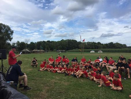 CORONA update - kamp