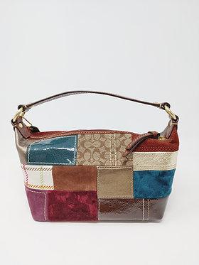 Coach Patchwork Mini Shoulder Bag