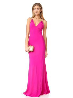 Ramy Brook Chantal Gown Paradise Pink 4