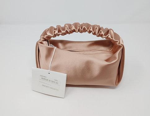 Alexander Wang Scrunchie Mini Satin Bag