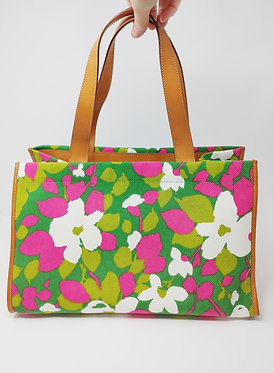 Kate Spade Canvas Floral Small Tote