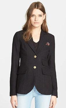 Smythe Dandy Pinstripe Blazer Size 8