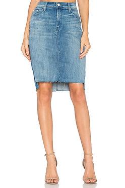 Mother The Peg Step Fray Skirt 25