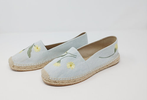 Stella McCartney Light Denim Espadrille 40