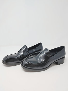 Prada Black Loafer 40