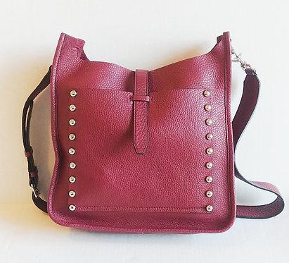 Rebecca Minkoff Red Studded Crossbody Bag