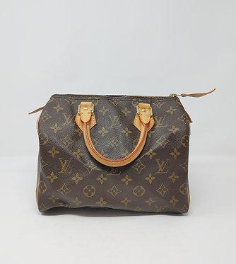 Louis Vuitton Monogram Speedy Bag 25