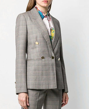 Stella McCartney Check Blazer 42