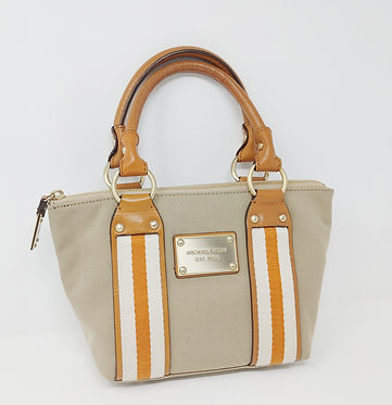 Michael Michael Kors Mini Canvas Handle Bag
