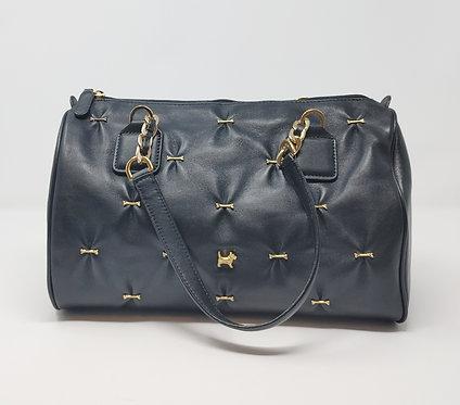 Radley London Bone Studded Black Bag