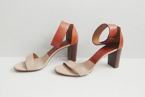 Chloe Heeled Sandal 40
